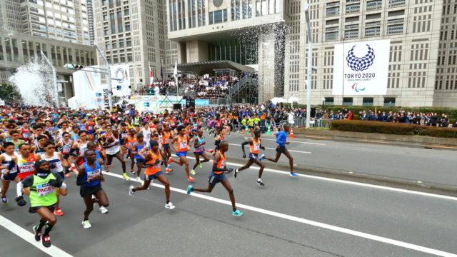 東京マラソン 参加費 返金 10万円