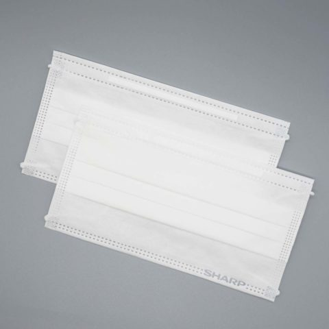 シャープ マスク 購入方法 支払い方法 価格 サイズ