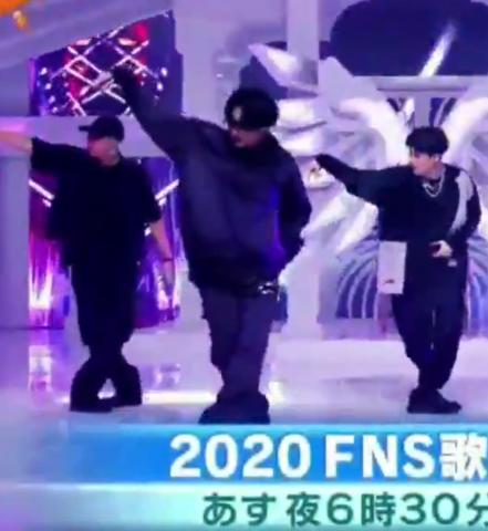 ジョングク FNS 2020 髪型 ビジュ かっこいい ヤバイ