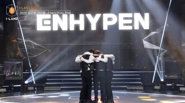 ENHYPEN メンバー 人気順 プロフィール